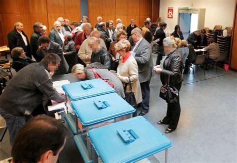 bureau de vote bordeaux vote ump à bordeaux grand parc entre balbutiements et