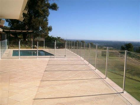 Make Your Garden Look Bigger With Glass Pool Fencing Perth