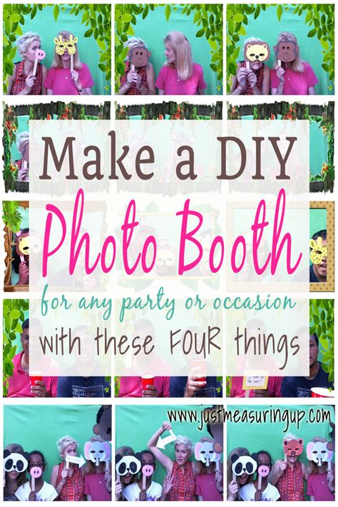 diy photo booth app  software  photo booths