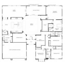 floor plans for 1 story homes best 25 one story houses ideas on one floor