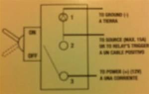 Toggle Switch Help