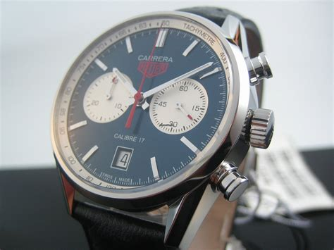 tagheuer cal 17 tag heuer chronograph calibre 17 limited edition