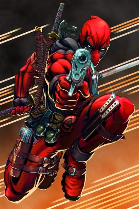 deadpool iphone wallpaper deadpool iphone ipod touch android