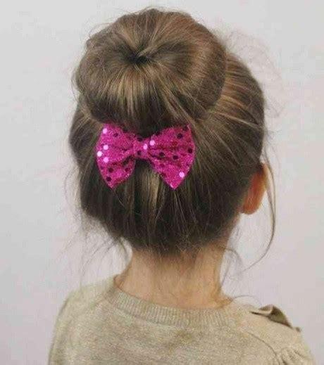 coiffure enfant simple