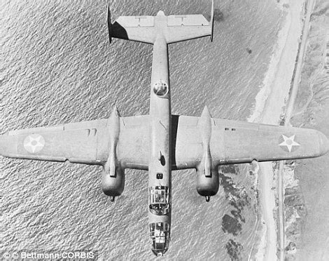 World War Two aircraft lost for 70 YEARS found Pacific ...