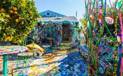 mosaic tile house inside the mosaic tile house in venice ca propertyroom360