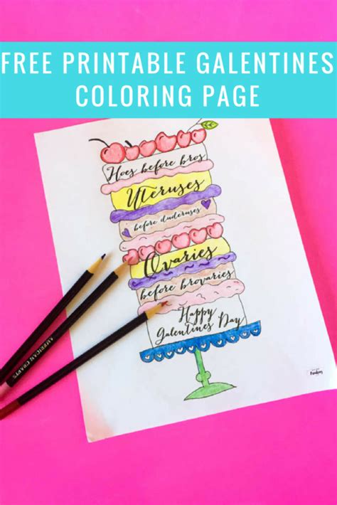 Parks and Rec Coloring Pages Printable