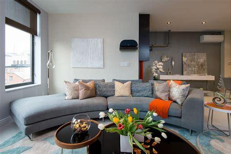 Living Room  Modern & Contemporary Living Room Design
