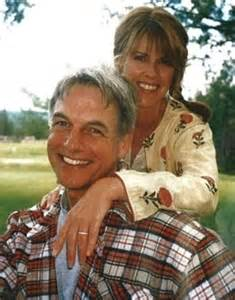 Mark Harmon and Pam Dawber Sons