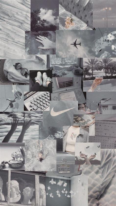 gray aesthetic wallpaper