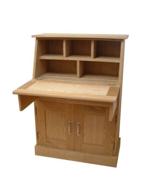 bureau com oak bureau 2 door 1 drawer the kitchens furniture workshop