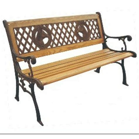 Iron Park Benches by Dc America Chions Wood And Cast Iron Park Bench