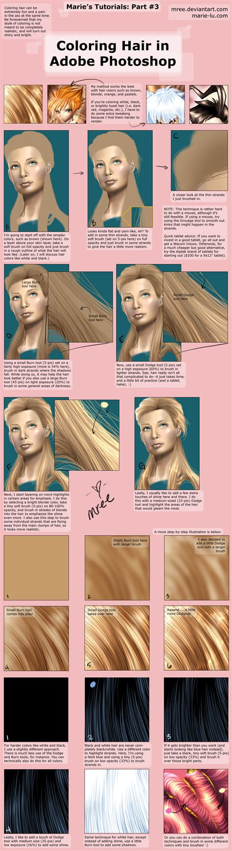 Coloring Tutorial Photoshop by Photoshop Digital Painting Tutorial How To Create