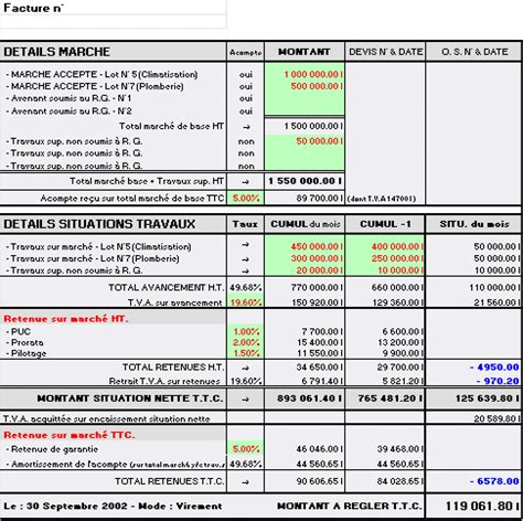 bureau d étude électricité devis estimatif excel dimensionnement chauffage electricite climatisation plomberie