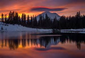 Washington State Cascade Range
