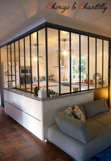 plan de cuisine ouverte 8 déco de cuisine inspirées par une verrière deco cool