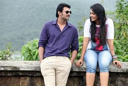Mirchi Stills Anushka Prabhas Malayalam Movie Still