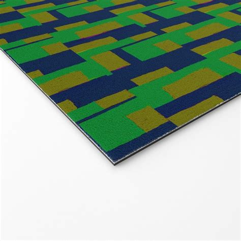Green Welcome Mat by Green Pattern Welcome Mat By Agnessalifits Society6