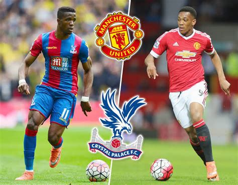Watch Crystal Palace vs Man United Live Streaming ...