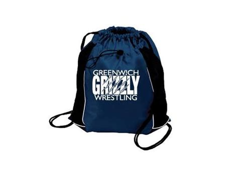 Greenwich Wrestling Sling Bag