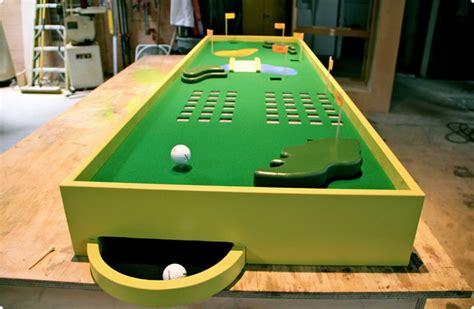 fab pdx portland   mini golf  custom