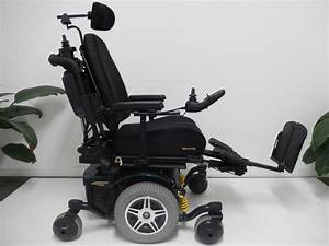 Pride Mobility Quantum 614 Power Chair With Tilt  Recline