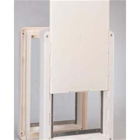 ideal pet products ruff weather pet door ideal pet door ruff weather door x large