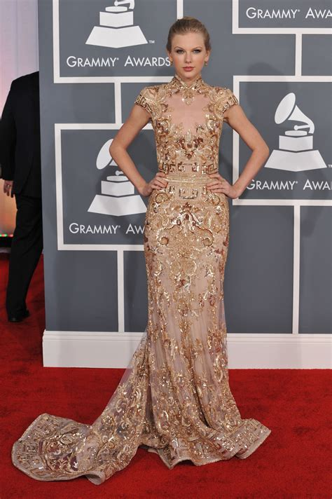 Grammy Awards: Memorable Red Carpet Dresses Of Year's Past ...