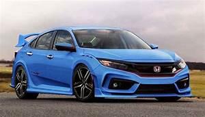 Honda Type R 2018 : 2018 honda civic type r blue honda overview ~ Medecine-chirurgie-esthetiques.com Avis de Voitures