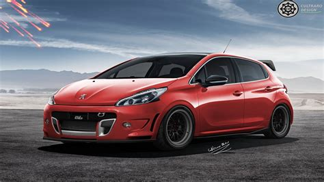 208 Hd Picture by Tuning 123 Peugeot 208 2016 Photoshop Hd