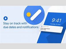 Google launches Tasks app for iOS and Android, revamps web