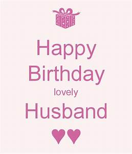 Happy Birthday Husband wishes, messages, images, quotes ...