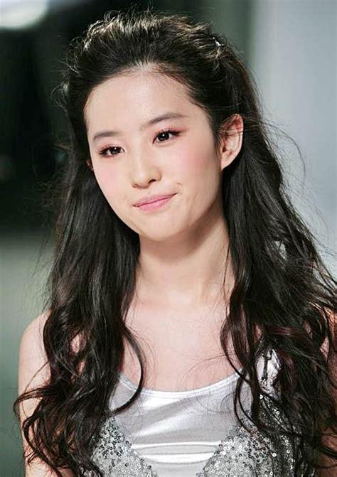 yifei liu hairstyles careforhaircouk