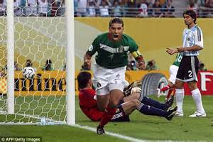 Rafael Marquez makes history by captaining Mexico in ...
