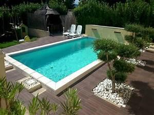 Decoration De Piscine : 1000 id es sur le th me margelle piscine sur pinterest ~ Zukunftsfamilie.com Idées de Décoration