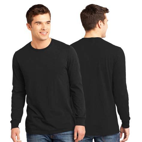 jual baju kaos polos oblong lengan panjang pria grosir murah bukan gildan di lapak polo