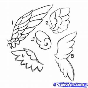 How to Draw Angels, Step by Step, Anime Characters, Anime ...