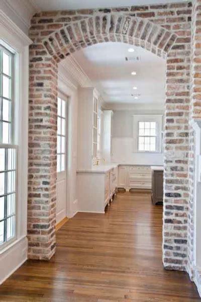 interior brick veneer cost cost process for interior brick archway concrete