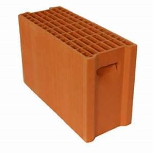 Parpaing Ou Brique : brique bgv thermo r sistance thermique 1 50m k w bio ~ Dode.kayakingforconservation.com Idées de Décoration