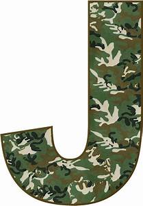 26 best images about alphabet camo on pinterest With camouflage alphabet letters