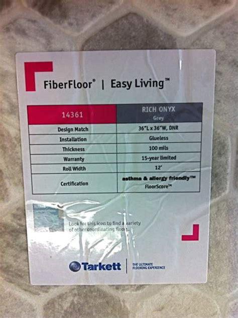 Tarkett Vinyl Flooring Rich Onyx how to install a sheet vinyl floor 187 decor adventures