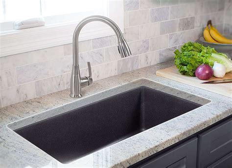 granite composite kitchen sink granite composite kitchen sinks a 3 minute guide 3880