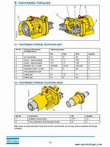 Atlas Copco Dh60  L8 Drill Rig Training  U0026 Service Manuals Pdf
