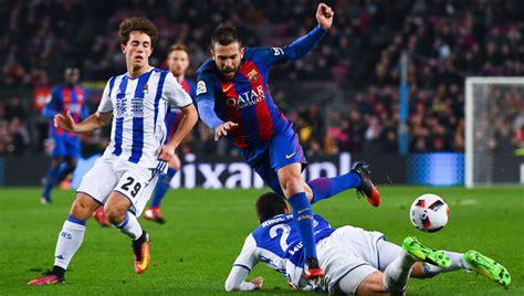 El calendario que les queda a Real Madrid y FC Barcelona ...