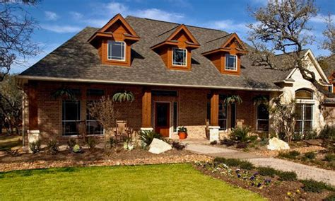 texas limestone ranch house exterior house texas