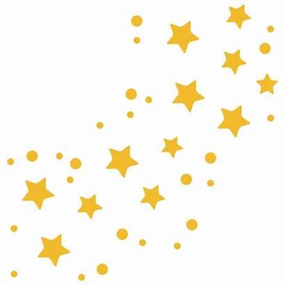 Star Emoji Way Milky Stars Multiple Android