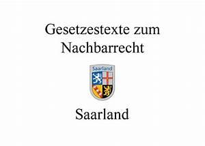 Grenzabstand Bäume Nrw : saarl ndisches nachbarrechtsgesetz mai 2017 pdf download ~ Frokenaadalensverden.com Haus und Dekorationen