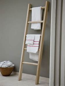 Dänisches Bettenlager Halle : store solid oak towel ladder ~ Buech-reservation.com Haus und Dekorationen