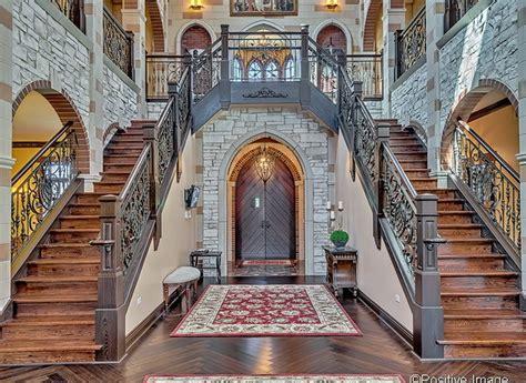 million  square foot castle  mansion  oak