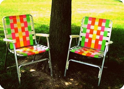 Funky Deck Chairs